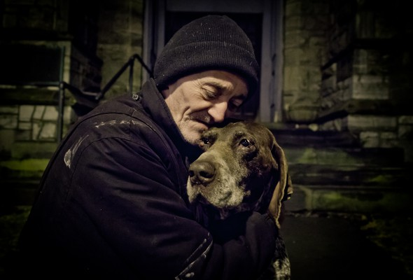 12.31.11 - Mutually Rescued....